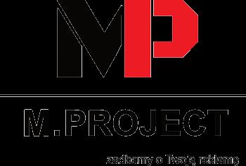 MProject Studio – Projekty graficzne, Strony WWW, Druk, Social Media Logo
